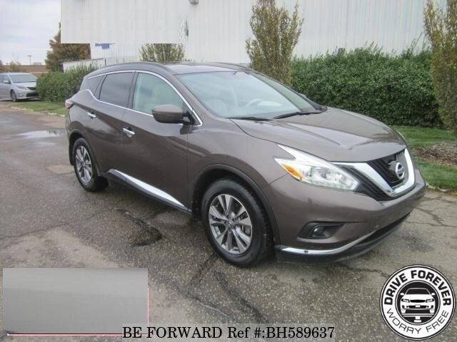 Used 2016 NISSAN MURANO BH589637 for Sale