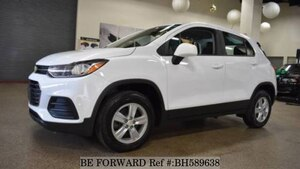Used 2017 CHEVROLET TRAX BH589638 for Sale