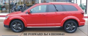 Used 2018 DODGE JOURNEY BH589640 for Sale