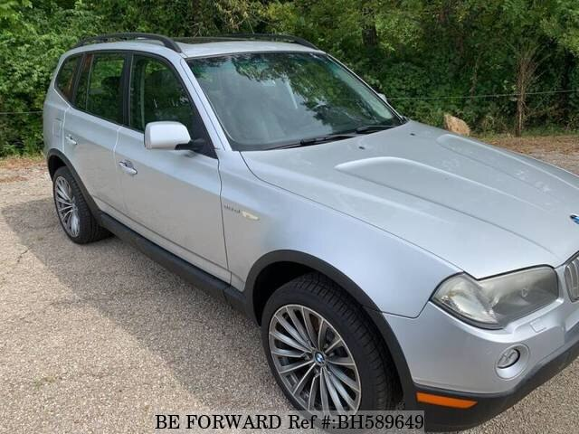 Used 2008 BMW X3 BH589649 for Sale