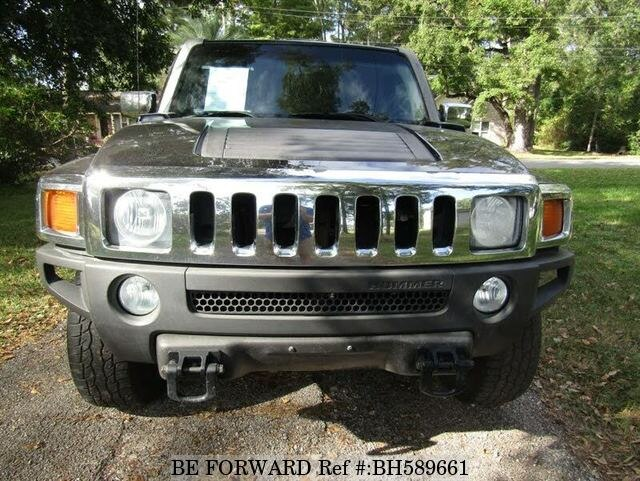 Used 2007 HUMMER H3 BH589661 for Sale