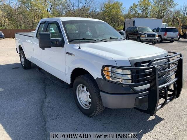 Used 2010 FORD F150 BH589662 for Sale