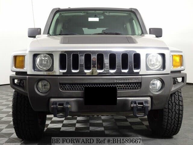 Used 2007 HUMMER H3 BH589667 for Sale