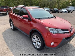 Used 2014 TOYOTA RAV4 BH589668 for Sale