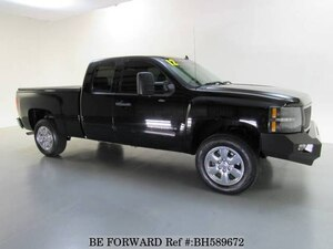 Used 2012 CHEVROLET SILVERADO BH589672 for Sale