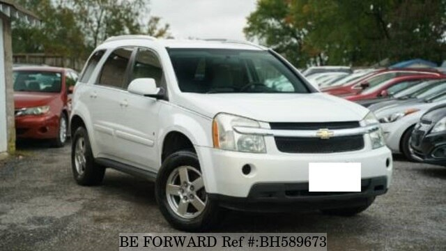 Used 2007 CHEVROLET EQUINOX BH589673 for Sale