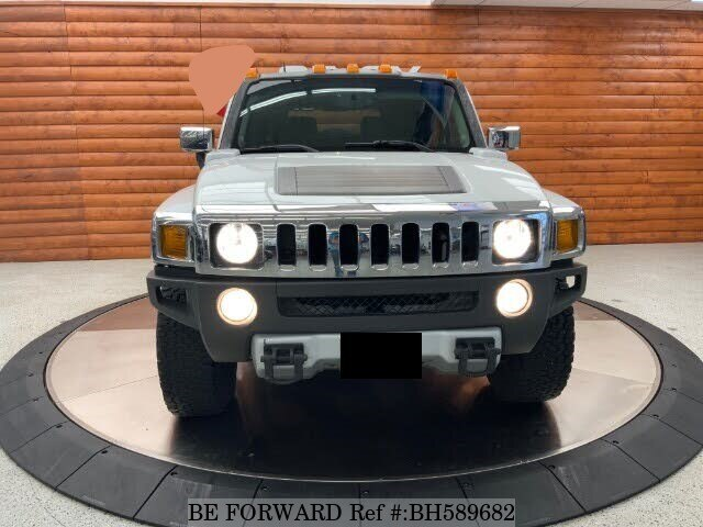 Used 2008 HUMMER H3 BH589682 for Sale