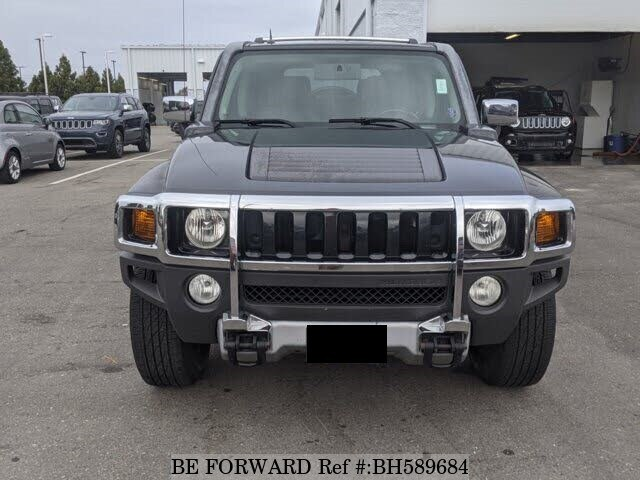 Used 2008 HUMMER H3 BH589684 for Sale