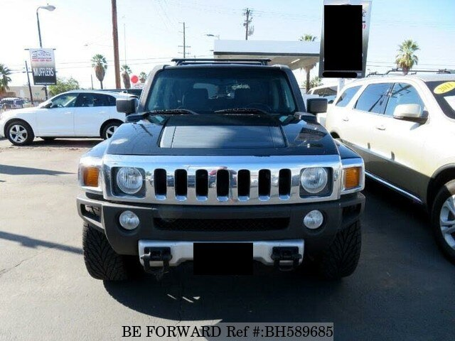 Used 2008 HUMMER H3 BH589685 for Sale