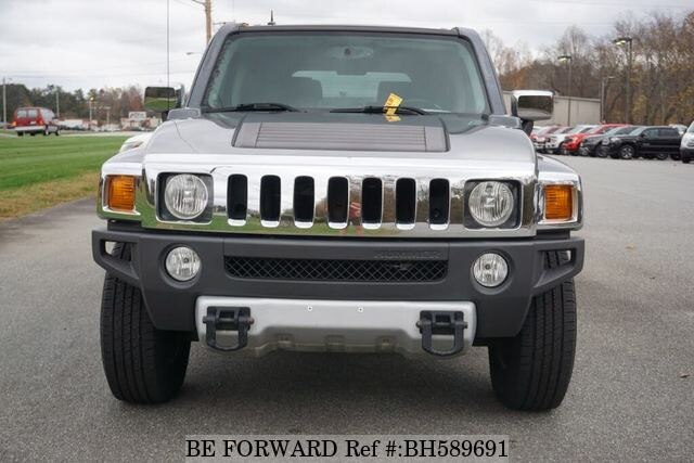 Used 2008 HUMMER H3 BH589691 for Sale