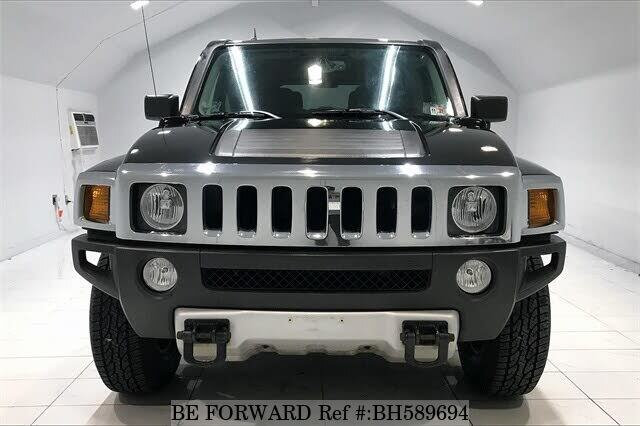 Used 2008 HUMMER H3 BH589694 for Sale