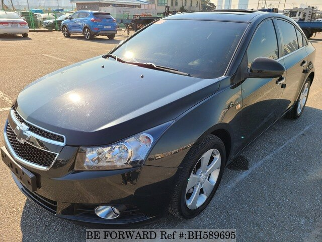 Used 2010 DAEWOO (CHEVROLET) LACETTI (CRUZE) BH589695 for Sale
