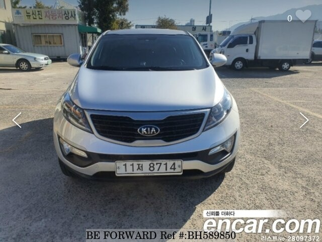 Used 2013 KIA SPORTAGE BH589850 for Sale