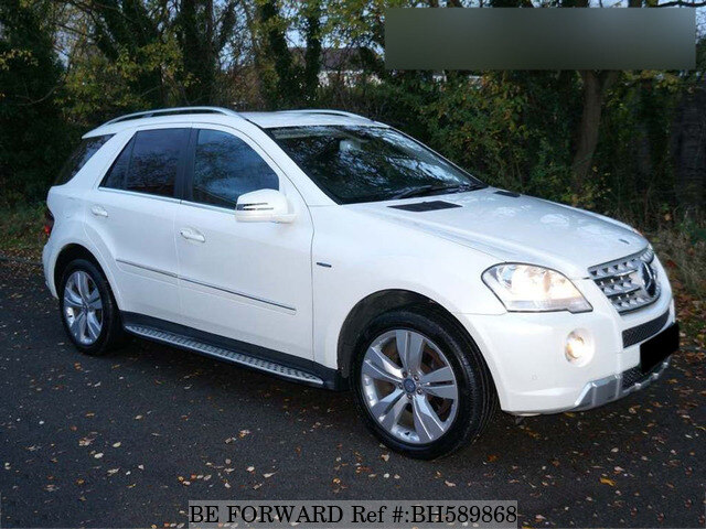Used 2011 MERCEDES-BENZ ML CLASS BH589868 for Sale