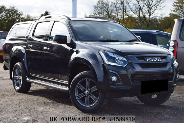 Used 2018 ISUZU D-MAX BH589879 for Sale