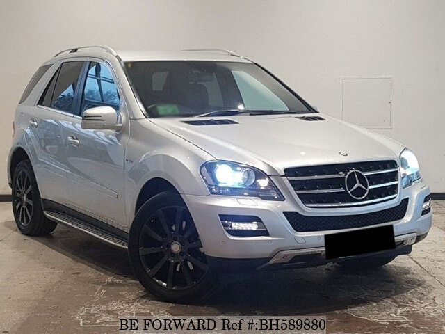 Used 2012 MERCEDES-BENZ ML CLASS BH589880 for Sale