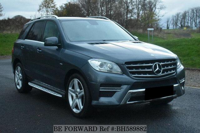 Used 2012 MERCEDES-BENZ ML CLASS BH589882 for Sale