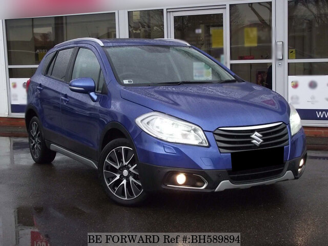 Used 2014 SUZUKI SX4 S-CROSS BH589894 for Sale