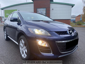 Used 2009 MAZDA CX-7 BH589895 for Sale