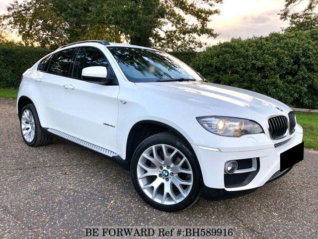 Used 2014 BMW X6 BH589916 for Sale
