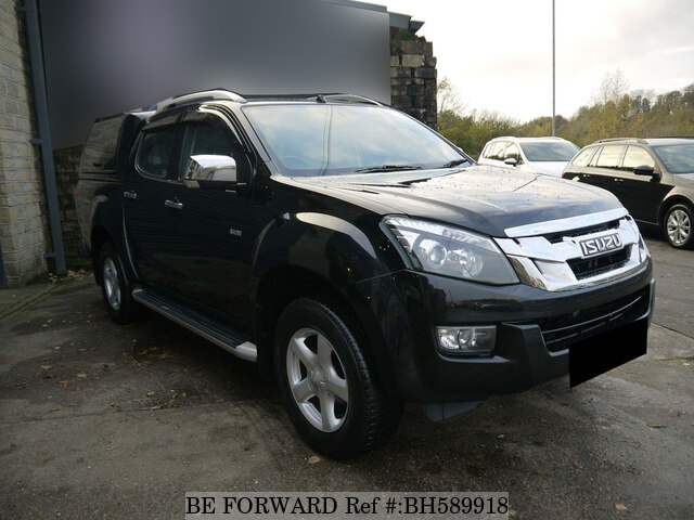 Used 2014 ISUZU D-MAX BH589918 for Sale