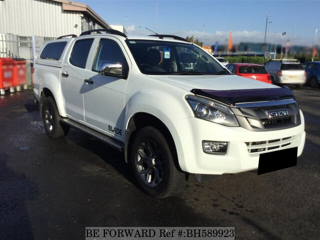 Used 2014 ISUZU D-MAX BH589923 for Sale