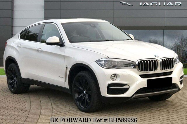 Used 2015 BMW X6 BH589926 for Sale