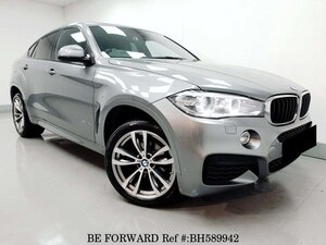 Used 2016 BMW X6 BH589942 for Sale