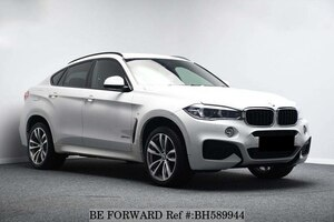 Used 2016 BMW X6 BH589944 for Sale