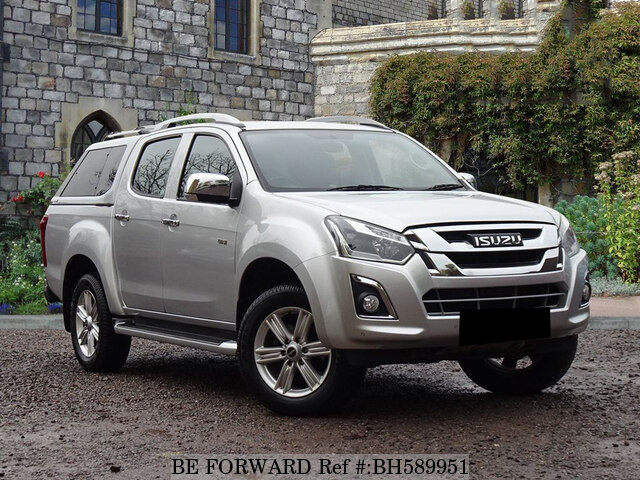 Used 2017 ISUZU D-MAX BH589951 for Sale