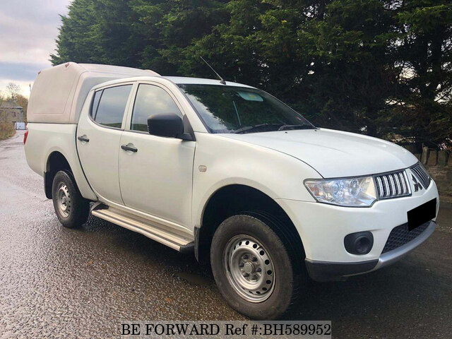 Used 2012 MITSUBISHI L200 BH589952 for Sale