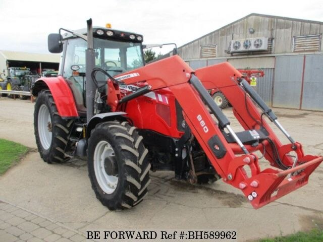 Used 2007 MASSEY FERGUSON MASSEY FERGUSON OTHERS BH589962 for Sale