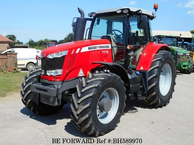 Used 2015 MASSEY FERGUSON MASSEY FERGUSON OTHERS BH589970 for Sale
