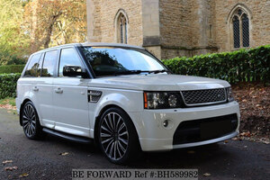 Used 2012 LAND ROVER RANGE ROVER SPORT BH589982 for Sale