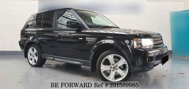 Used 2013 LAND ROVER RANGE ROVER SPORT BH589985 for Sale