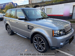 Used 2013 LAND ROVER RANGE ROVER SPORT BH589986 for Sale
