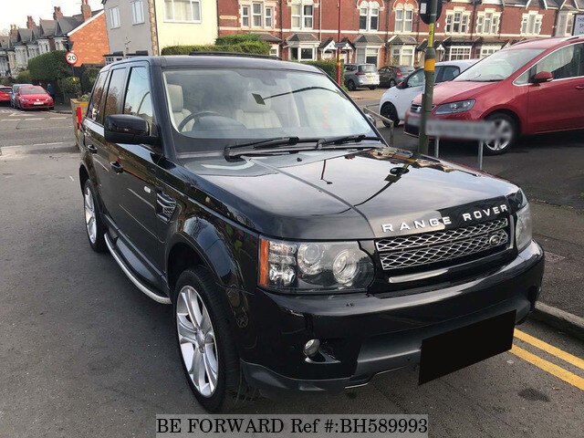 Used 2012 LAND ROVER RANGE ROVER SPORT BH589993 for Sale
