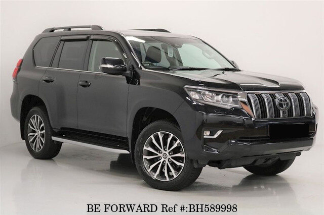 Used 2019 TOYOTA LAND CRUISER BH589998 for Sale