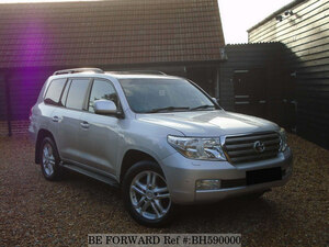 Used 2008 TOYOTA LAND CRUISER BH590000 for Sale