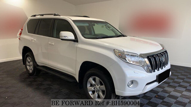 Used 2017 TOYOTA LAND CRUISER BH590004 for Sale