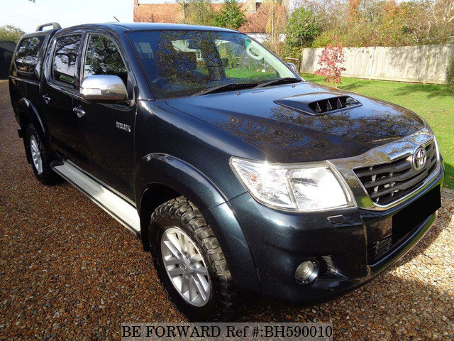 Used 2014 TOYOTA HILUX BH590010 for Sale
