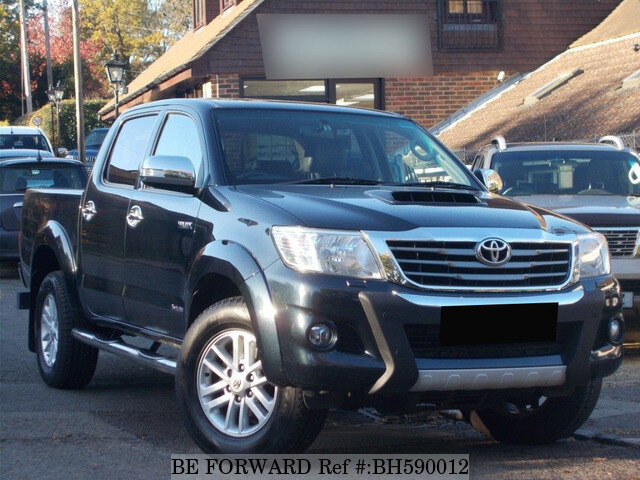 Used 2014 TOYOTA HILUX BH590012 for Sale