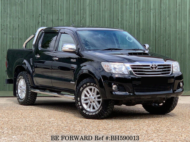 Used 2014 TOYOTA HILUX BH590013 for Sale