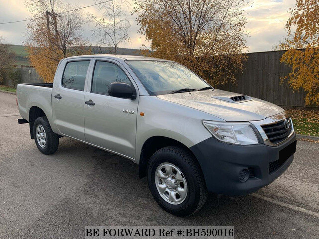 Used 2014 TOYOTA HILUX BH590016 for Sale