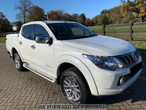 Used 2016 MITSUBISHI L200 BH590046 for Sale