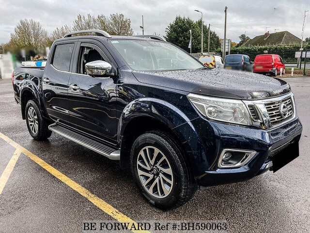 Used 2018 NISSAN NAVARA BH590063 for Sale