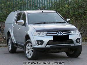 Used 2014 MITSUBISHI L200 BH590072 for Sale