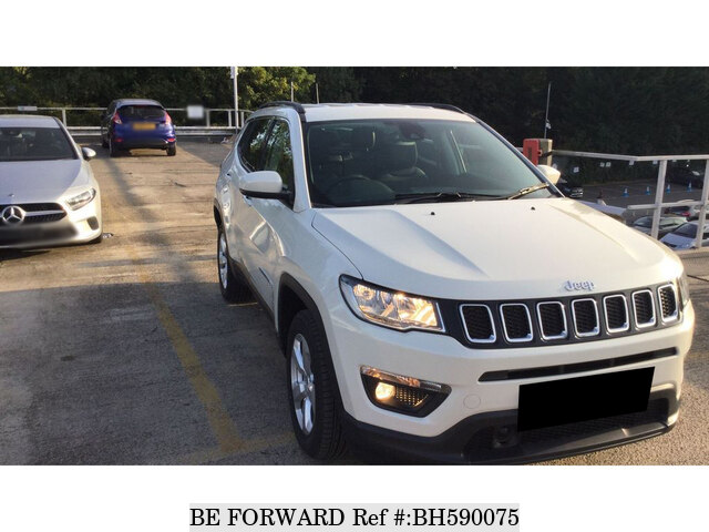 Used 2020 JEEP COMPASS BH590075 for Sale