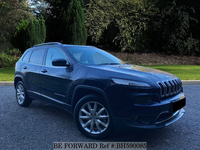 Used 2017 JEEP CHEROKEE BH590085 for Sale