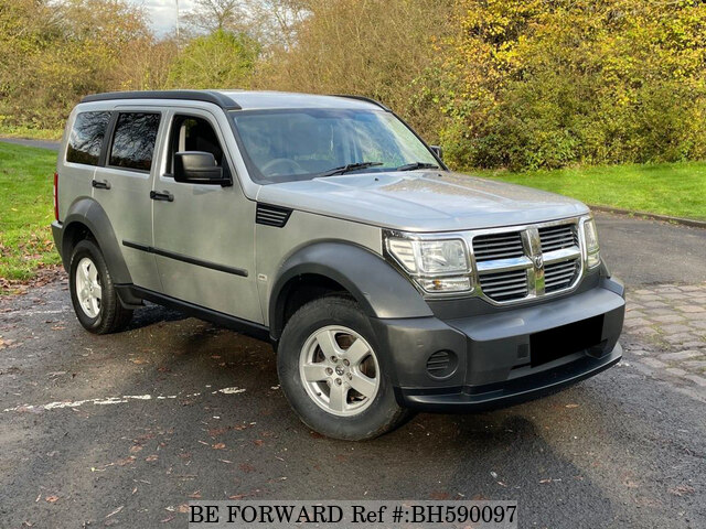 Used 2007 DODGE NITRO BH590097 for Sale